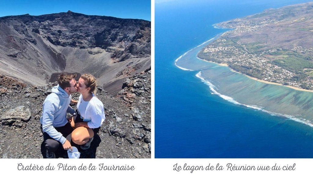 Plus beaux endroits Ile de la Réunion