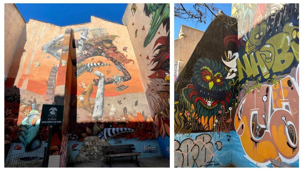 Street Art Nîmes