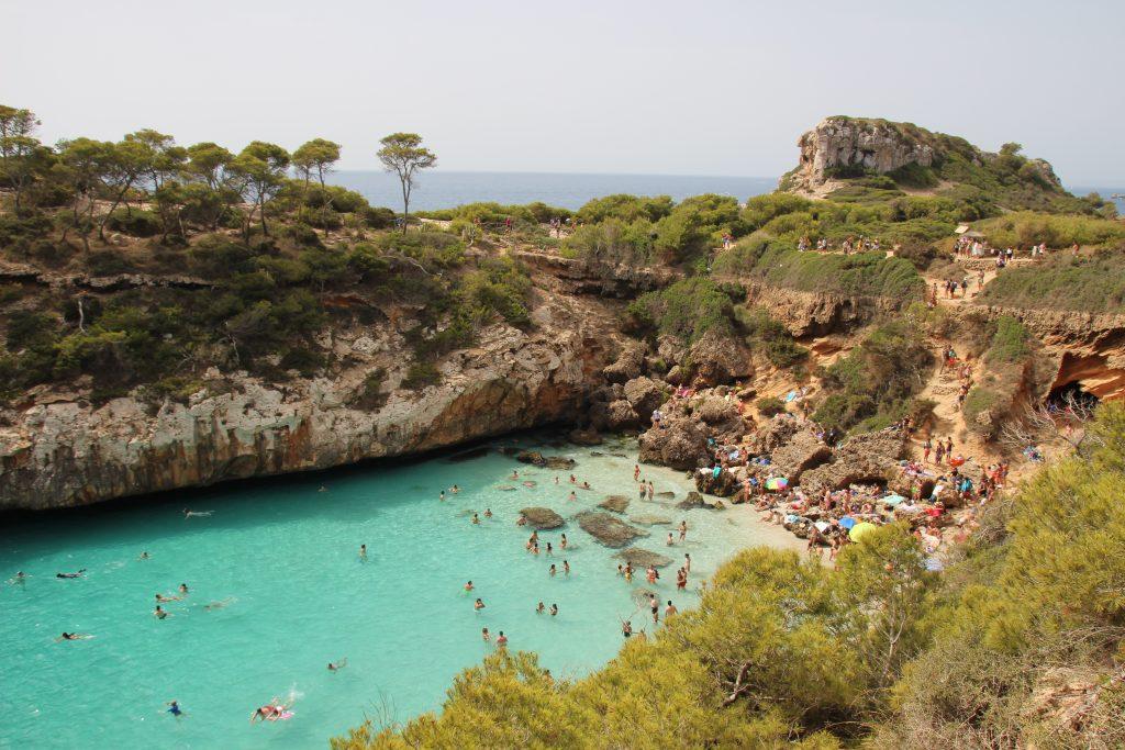 Cala-moro-Majorque